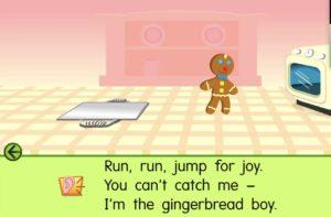 gingerbready