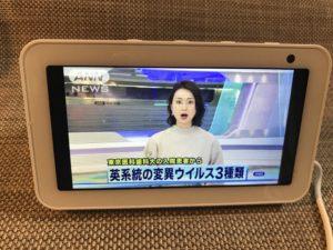 エコーショー5ニュース