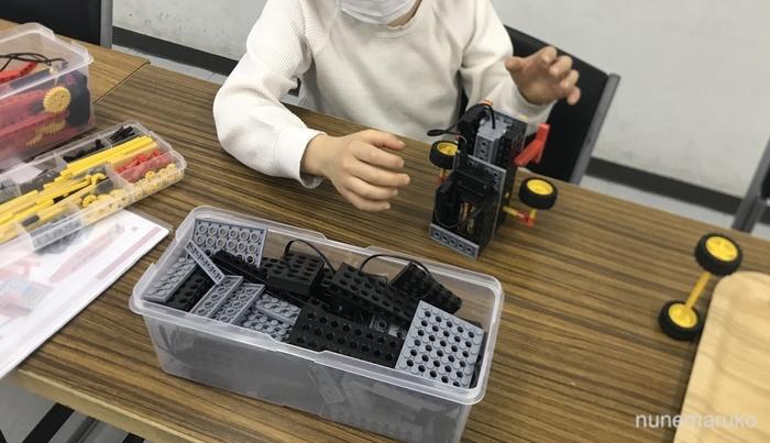 ヒューマンアカデミーロボット教室体験会